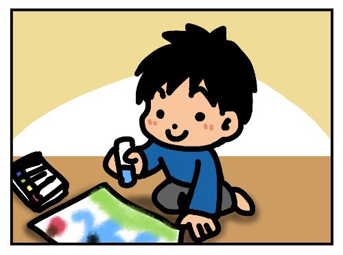 漫画家を志したあの日から、夢を叶えた現在に至るルート(1)