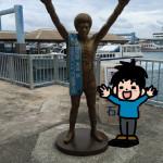 沖縄旅行でリアルタイムに絵日記描いてみた【1日目】