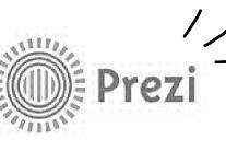 ぜひ一度使ってみていただきたいのがPreziというツール!とっても画期的なスライドが簡単に作れるのです 基本的に無料で使えるウェブアプリです